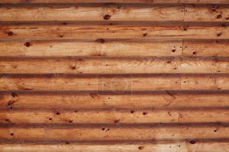 Photo pour Structure des murs, des planches de bois bruns abstraits - image libre de droit