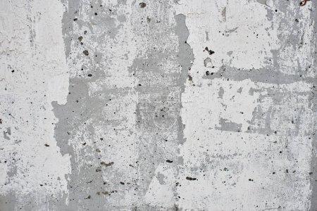 Photo pour Fond de ciment avec une texture de mur gris - image libre de droit