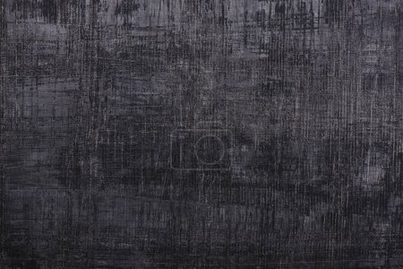Photo for Black shabby abstract background - Royalty Free Image