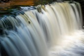 Abstract Waterfalls Colors