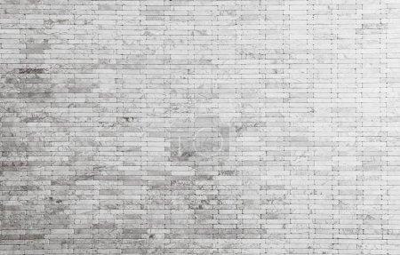 Foto de Textura y fondo de mármol blanco para obras de arte de diseño, pared de ladrillo blanco - Imagen libre de derechos