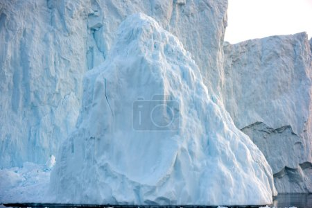 Photo for Arctic Icebergs on the Arctic Ocean in Greenland - Royalty Free Image