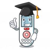 Graduation remote control character cartoon