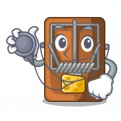 Doctor mousetrap in the a character shape