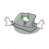 Money eye hole puncher in the cartoon shape