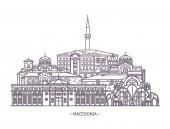 Republic of Macedonia landmarks