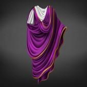 Roman toga Ancient commander emperor male dress