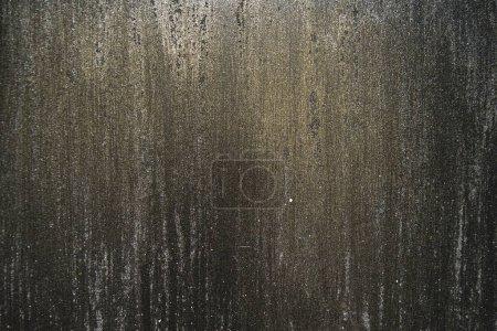 Photo pour Texture métallique brillante avec rayures et rugosité . - image libre de droit