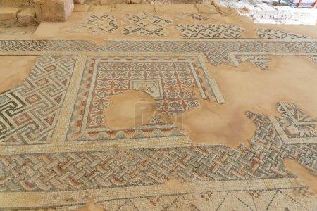 Photo pour Mur de pierre égyptien antique - image libre de droit