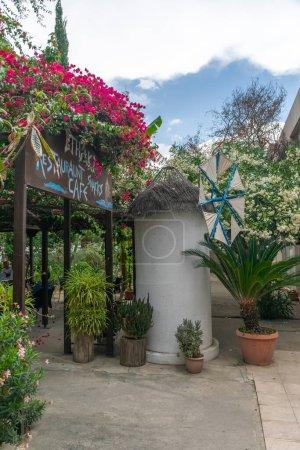 Photo pour Hôtel tropical resort en été - image libre de droit