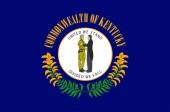 Flag of Kentucky USA