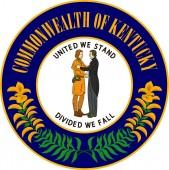 Coat of arms of Kentucky USA