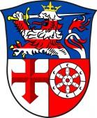 Coat of arms of Heppenheim in Hesse Germany