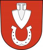 Coat of arms of Oerlikon in Switzerland