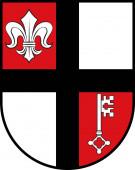Coat of arms of Medebach in North Rhine-Westphalia Germany