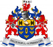 Coat of arms of Salford in England
