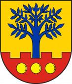 Coat of arms of Ascheberg in North Rhine-Westphalia Germany