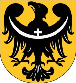 Coat of arms of Lower Silesian Voivodeship in Poland
