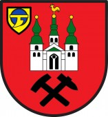 Coat of arms of Kamp-Lintfort in North Rhine-Westphalia Germany