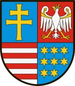 Coat of arms of Swietokrzyskie Voivodeship in central Poland
