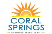 Coat of arms of City of Coral Springs in Broward County of Flori