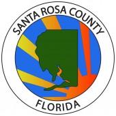 Coat of arms of Santa Rosa in Florida USA