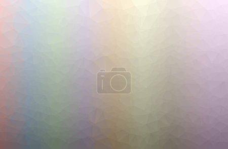 Foto de Ilustración de fondo multicolor elegante polígono abstracto naranja - Imagen libre de derechos