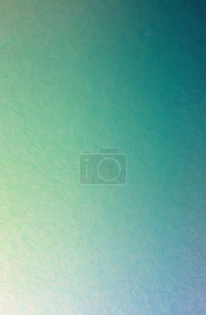Photo for Abstract illustration of blue, yellow and green Impasto background. - Royalty Free Image