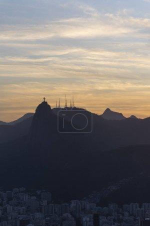 Photo pour Mont du pain de sucre, Rio de Janeiro, Brésil - image libre de droit