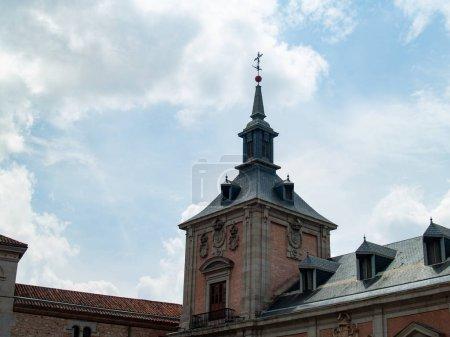 Photo pour Bâtiment à Madrid, Espagne - image libre de droit