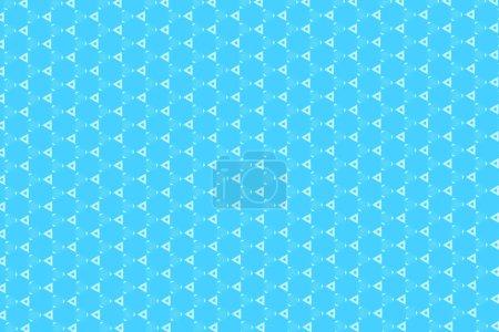 Foto de Close up view of blue backdrop illustration - Imagen libre de derechos