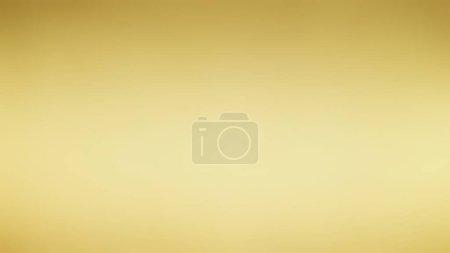 Foto de Oro dorado hermoso metálico pulido brillante abstracto fondo - Imagen libre de derechos